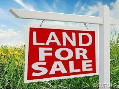 Henrico County Residential Lots & Land For Sale: 4100 Charles City Road