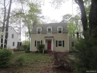 Richmond Single Family Home For Sale: 1900 Wrens Nest Road