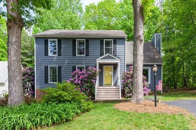 Midlothian Single Family Home For Sale: 2205 Turtle Hill Place