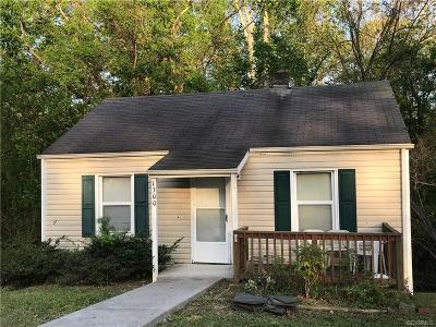 Single Family Home Sold: 1300 West Osborn Road