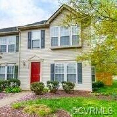 Henrico Condo/Townhouse For Sale: 3006 Thistlebrook Place #3006