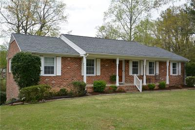 Farmville Single Family Home For Sale: 1008 Fourth Avenue Ext