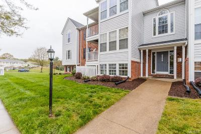 Henrico Condo/Townhouse For Sale: 9395 London Tower Court #603