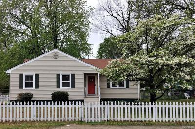 Hopewell Single Family Home For Sale: 241 Byrd Street