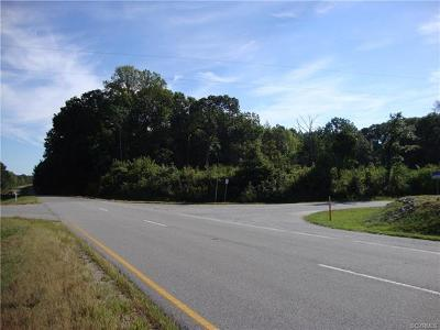 Amelia County Residential Lots & Land For Sale: 00 Patrick Henry Highway
