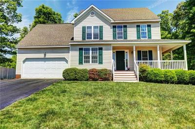 Chesterfield Single Family Home For Sale: 6607 Manassas Drive