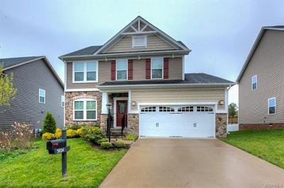 Henrico Single Family Home For Sale: 3024 Hunton Cottage Lane