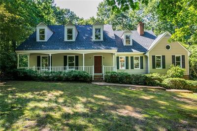 Midlothian Single Family Home For Sale: 3304 Crossings Way