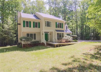 Powhatan Single Family Home For Sale: 1892 Norwood Creek Road