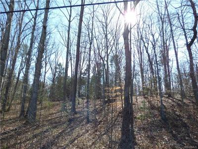 Powhatan County Residential Lots & Land For Sale: Batterson