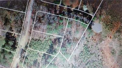 Chesterfield Residential Lots & Land For Sale: 19201 Rosewood Lane