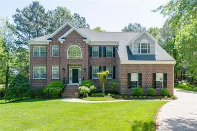 Henrico County Single Family Home For Sale: 6013 Treyburn Place