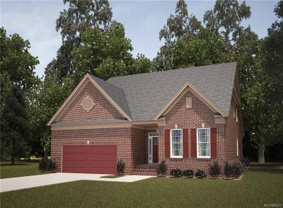Powhatan County Single Family Home For Sale: 2410 Founders Creek Court