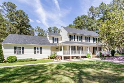Single Family Home For Sale: 6820 Berrystone Road