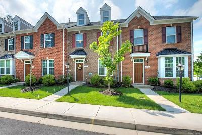 Glen Allen Condo/Townhouse For Sale: 11307 Mayo Court #.