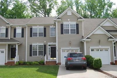 Chesterfield County Rental For Rent: 525 Scotter Hills Lane