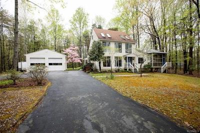 Farmville Single Family Home For Sale: 1670 Dodd Street