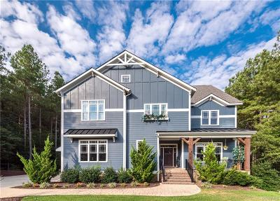 Chesterfield Single Family Home For Sale: 8412 Pullman Lane