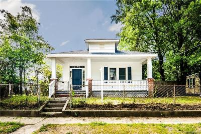 Richmond Single Family Home For Sale: 3306 Lawson Street