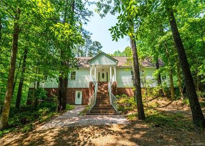 New Kent Single Family Home For Sale: 10600 Talleysville Road