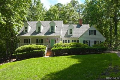 Midlothian Single Family Home For Sale: 14403 Crossings Way Court