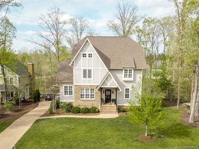 Chesterfield County Single Family Home For Sale: 15924 Swindon Court