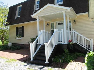 Brunswick County Single Family Home For Sale: 100 McDowell Lane