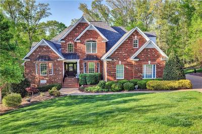 Chesterfield County Single Family Home For Sale: 2209 Lastingham Drive
