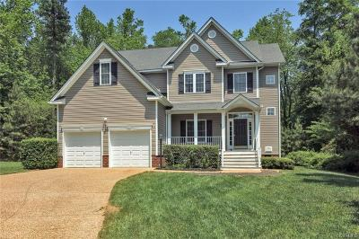 Chesterfield VA Single Family Home For Sale: $339,900
