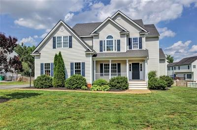 Chesterfield County Single Family Home For Sale: 16606 Otterdale Pointe Drive