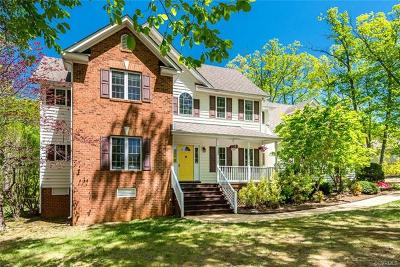 Powhatan County Single Family Home For Sale: 2140 Flint Hill Road