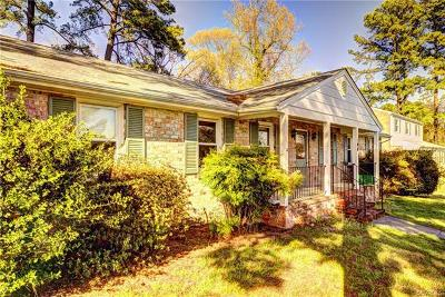 Colonial Heights Single Family Home For Sale: 108 Essex Road