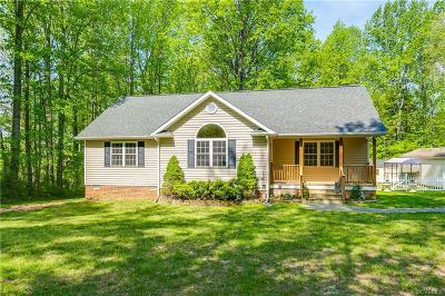 Powhatan Single Family Home For Sale: 4377 Three Bridge Road