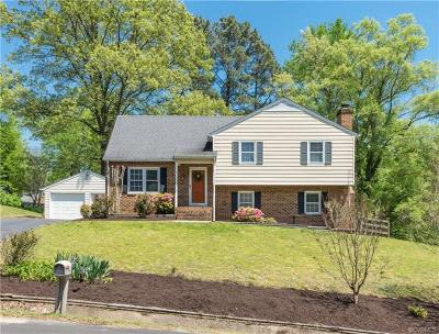 Mechanicsville VA Single Family Home For Sale: $255,000