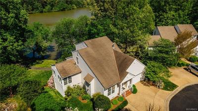 Henrico Single Family Home For Sale: 10201 Raintree Commons Lane
