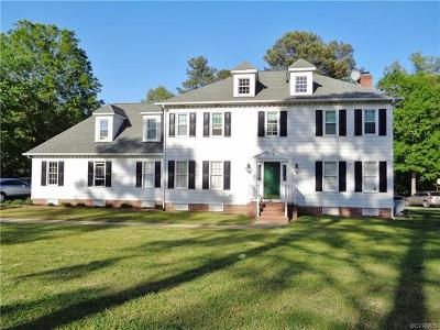 South Chesterfield Single Family Home For Sale: 14301 Wood Duck Lane