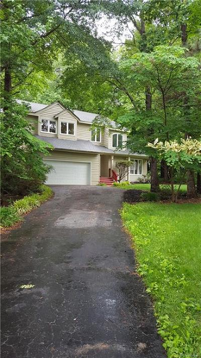 Chesterfield VA Single Family Home For Sale: $279,950