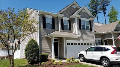 Chesterfield County Condo/Townhouse For Sale: 512 Scotter Hills Lane #512