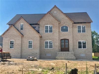 Henrico County Single Family Home For Sale: 11507 Grey Oaks Estates Run