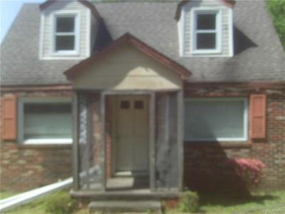 Blackstone Single Family Home For Sale: 1579 Yellow Bird