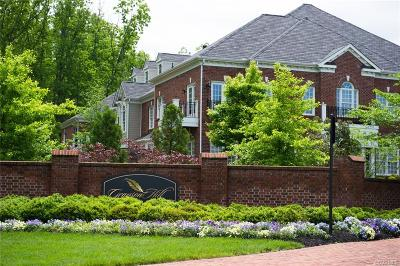 Henrico Condo/Townhouse For Sale: 606 Chiswick Park #PP-1