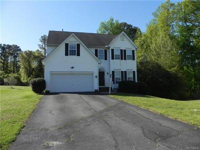 Henrico Single Family Home For Sale: 924 Scotch Pine Court