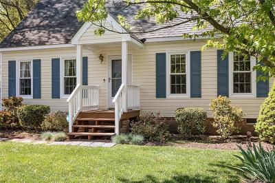 Chesterfield VA Single Family Home For Sale: $219,500