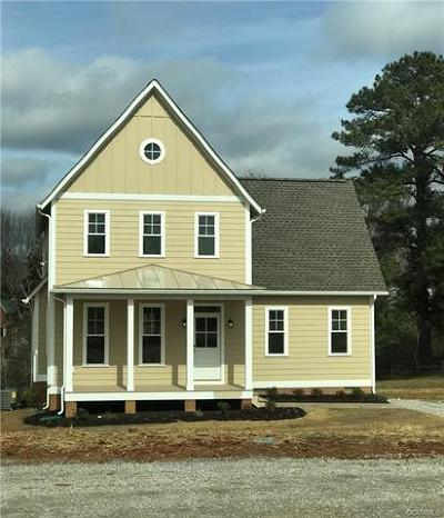 Goochland Single Family Home For Sale: 2885 Swann's Peak Cove