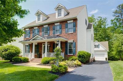 Henrico County Single Family Home For Sale: 11816 Amberwood Lane