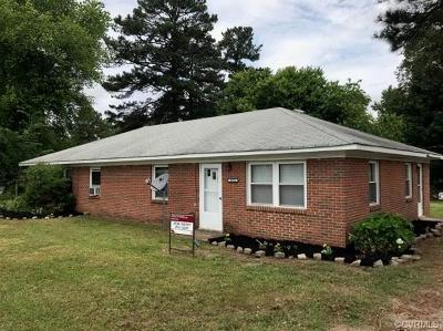 Chesterfield County Rental For Rent: 3116 Dundas Road