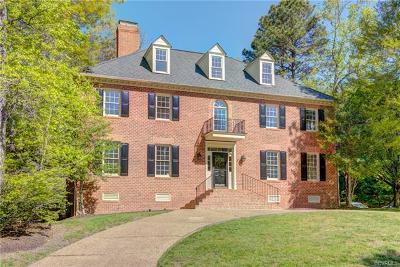 Henrico Single Family Home For Sale: 3711 Favero Road