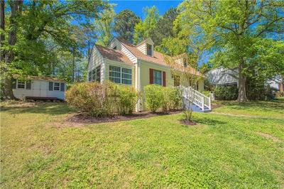 Henrico Single Family Home For Sale: 1208 West Valley Drive