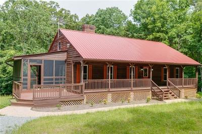 Powhatan County Single Family Home For Sale: 1767 Kisra Lane