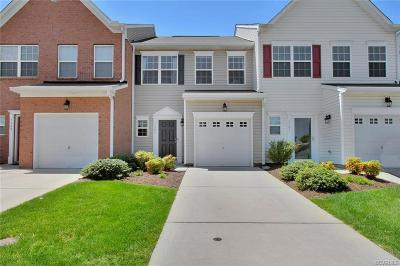Hanover County Condo/Townhouse For Sale: 7353 Jackson Arch Drive #7353